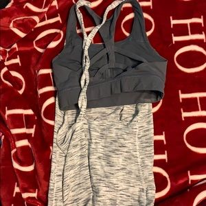 lululemon athletica Tops - Tank top with attached bra